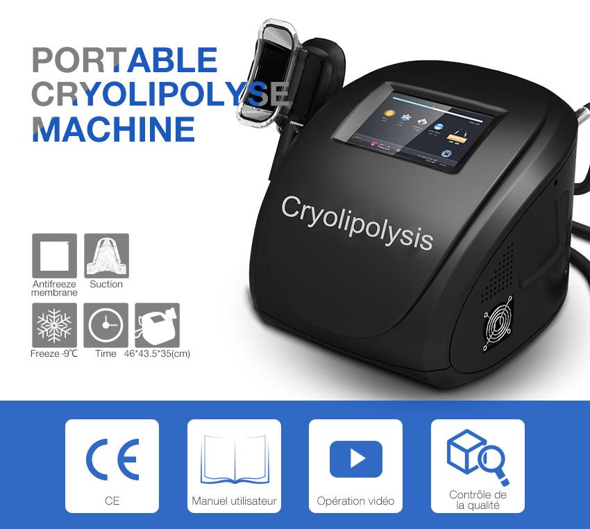 Appareil Cryolipolyse A La Maison Pour Minceur Acheter Appareil